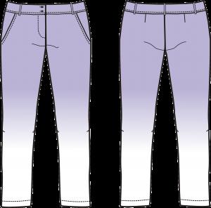 Anform Kemer Cepli Pantolon