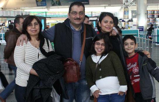 Semiye Bottan ve Ailesi